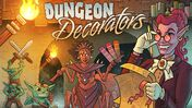 Dungeon Decorators board game artwork