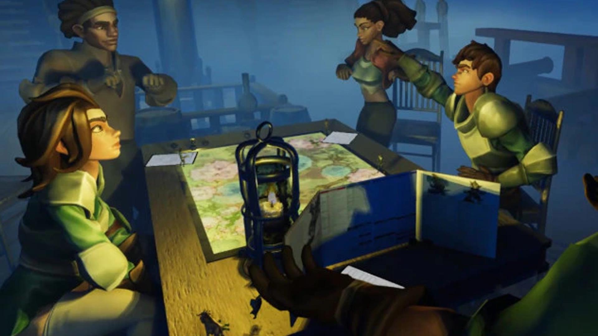 Dungeon Full Dive screenshot