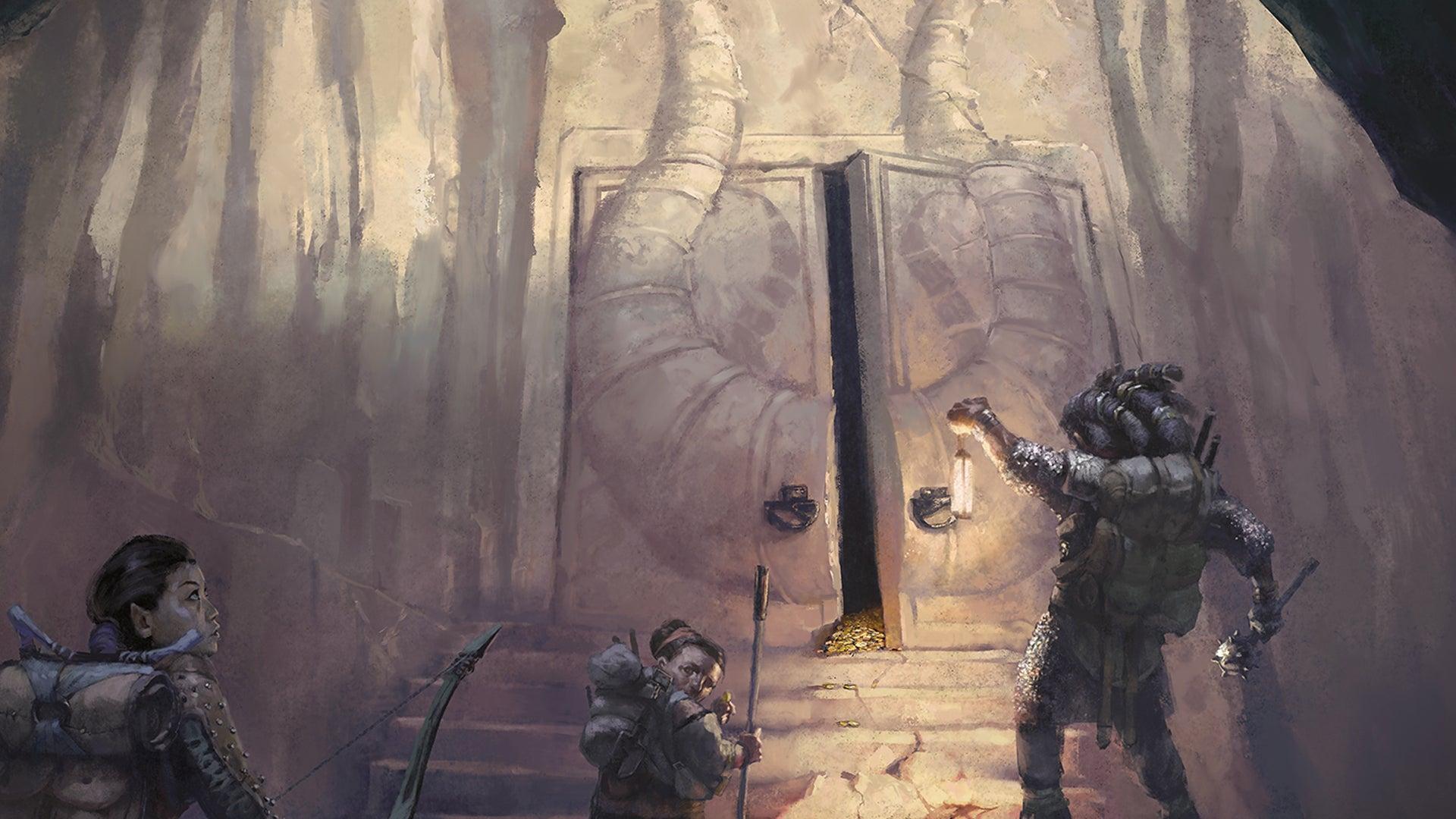 Dungeons & Dragons roleplaying game artwork 13