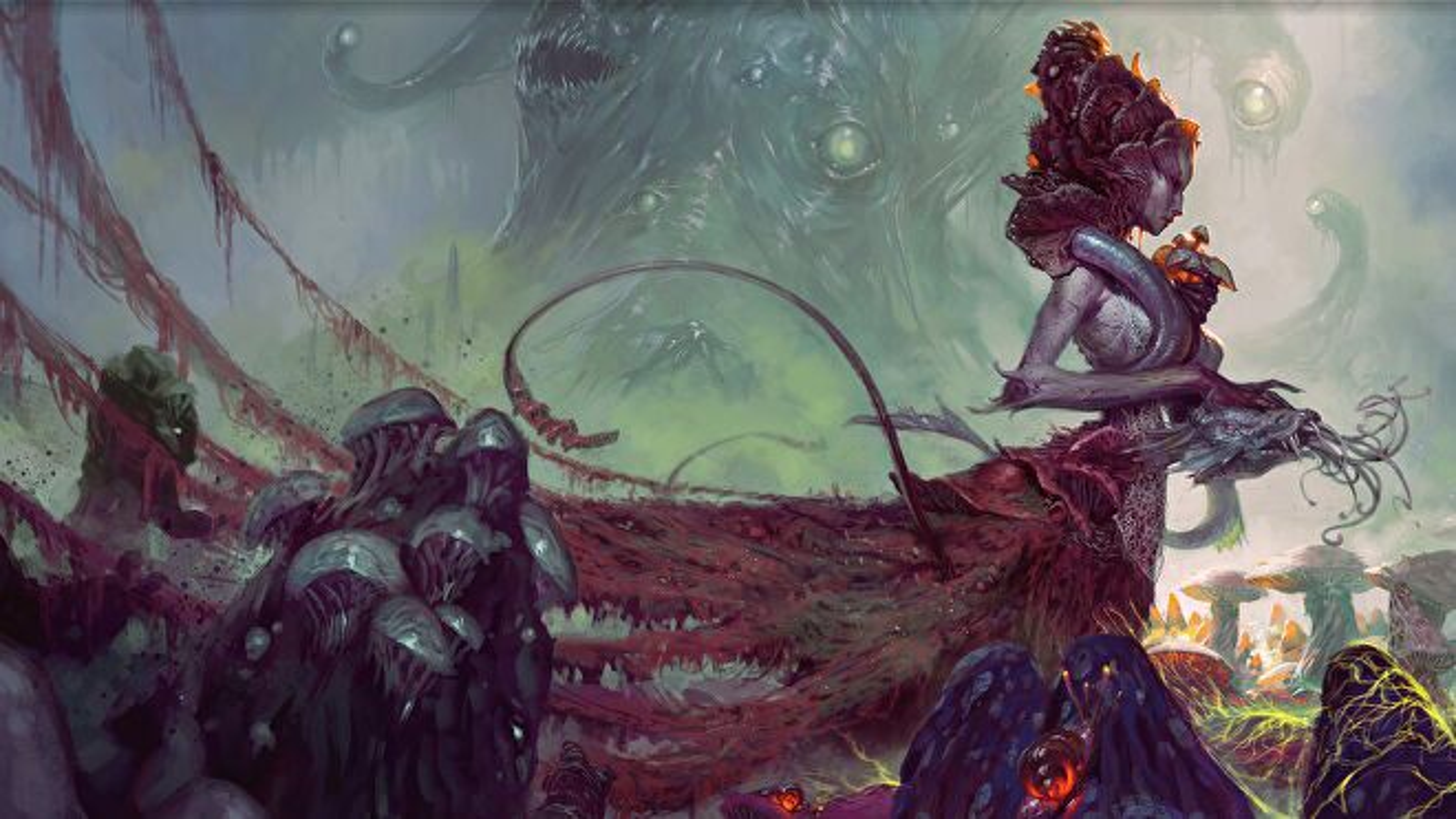 Dungeons & Dragons roleplaying game artwork 20
