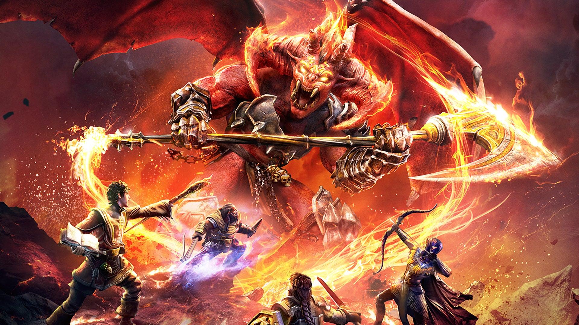 Dungeons & Dragons roleplaying game artwork 21