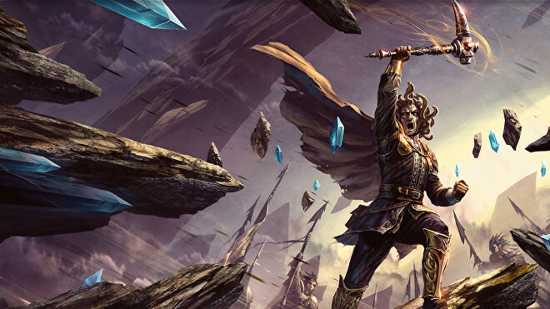 Dungeons & Dragons roleplaying game artwork 23