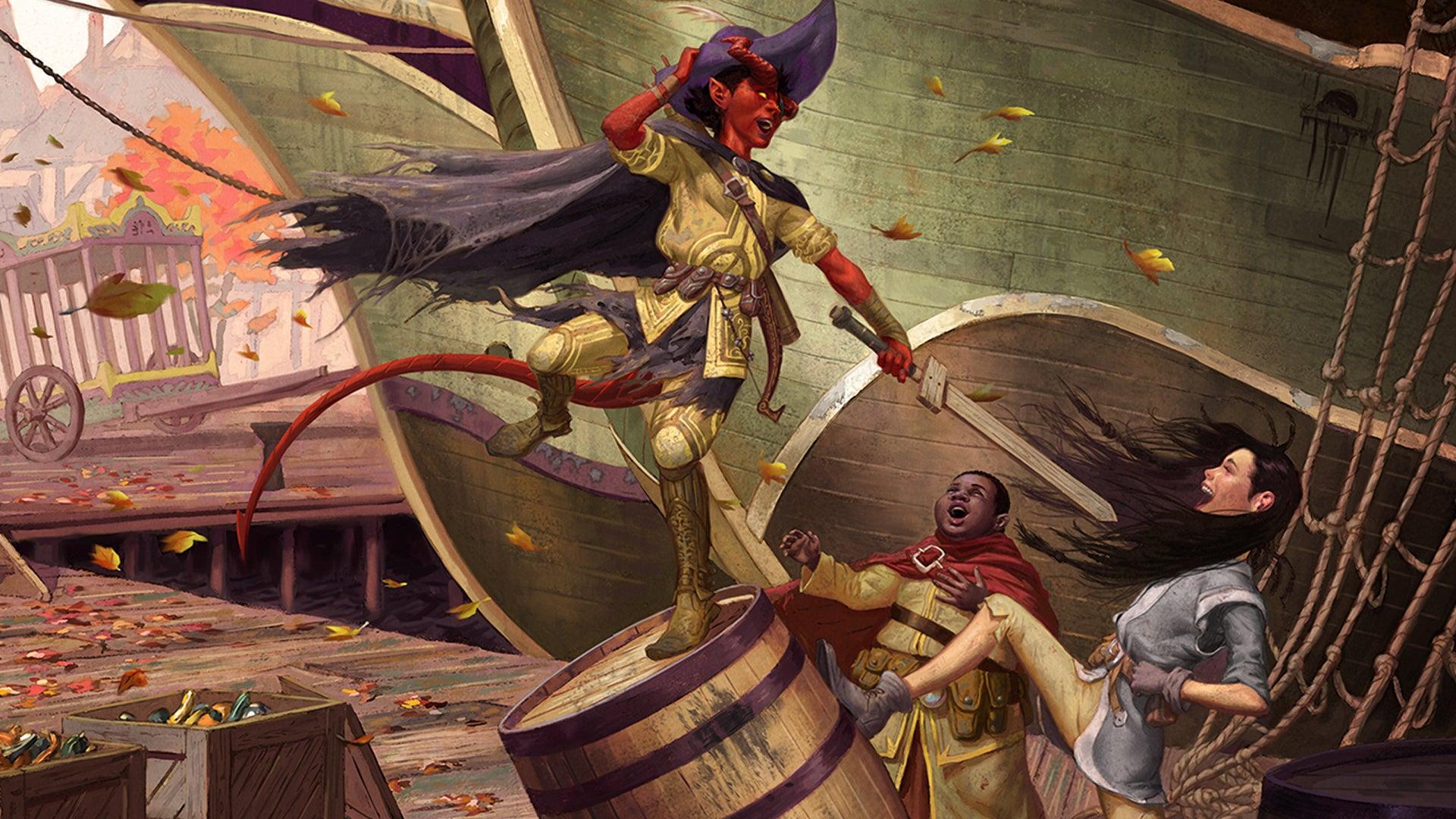 Dungeons & Dragons roleplaying game artwork 16