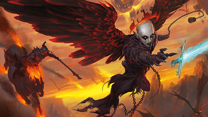 Dungeons & Dragons RPG Baldur's Gate: Descent into Avernus campaign sourcebook