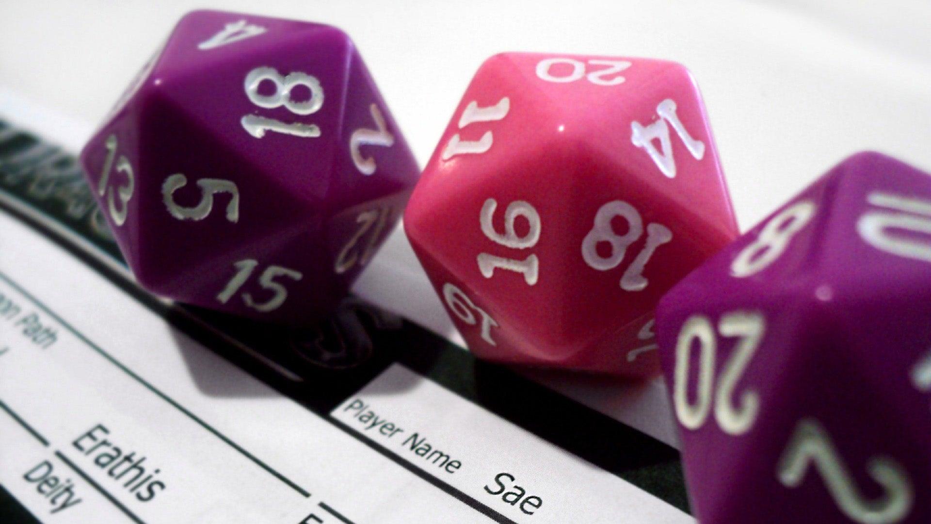 Dungeons & Dragons Dice Set