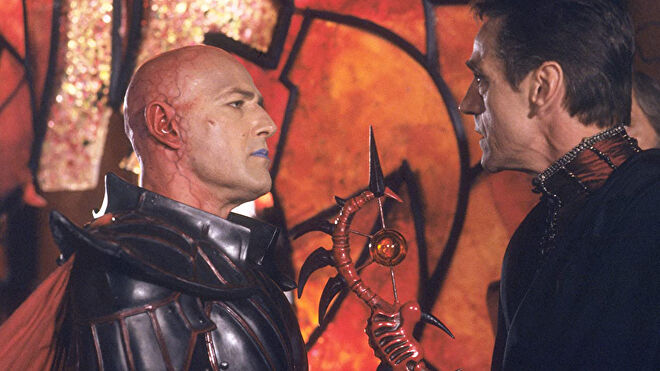 A still from the Dungeons & Dragons movie (2000)