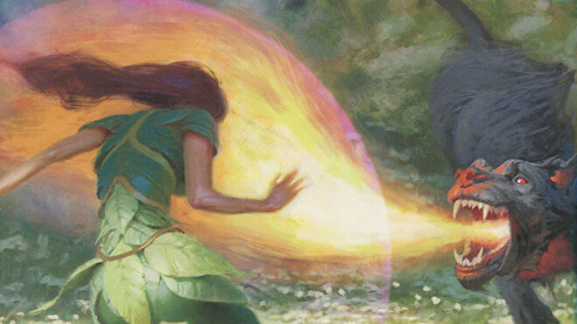 Dungeons & Dragons 5e Players Handbook artwork 12