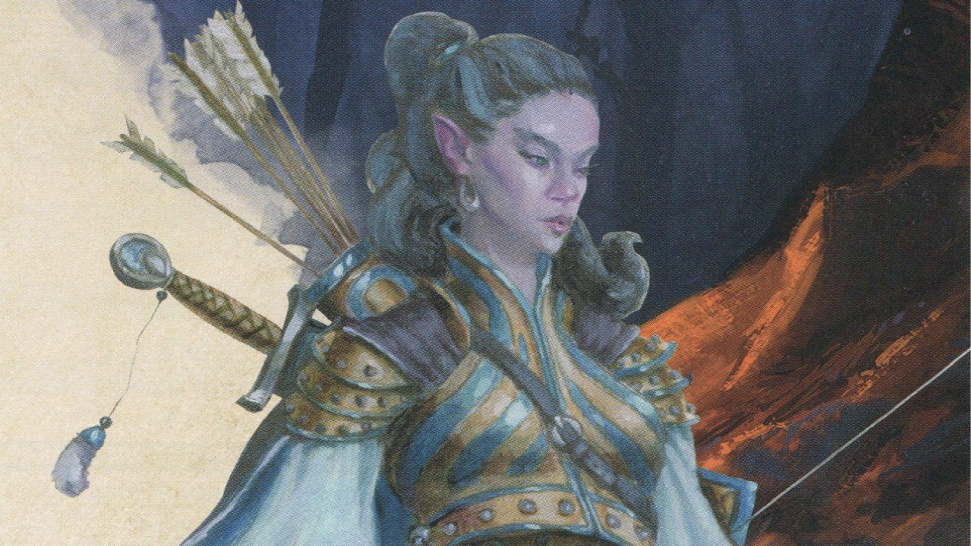 Dungeons and Dragons Player's Handbook artwork 22