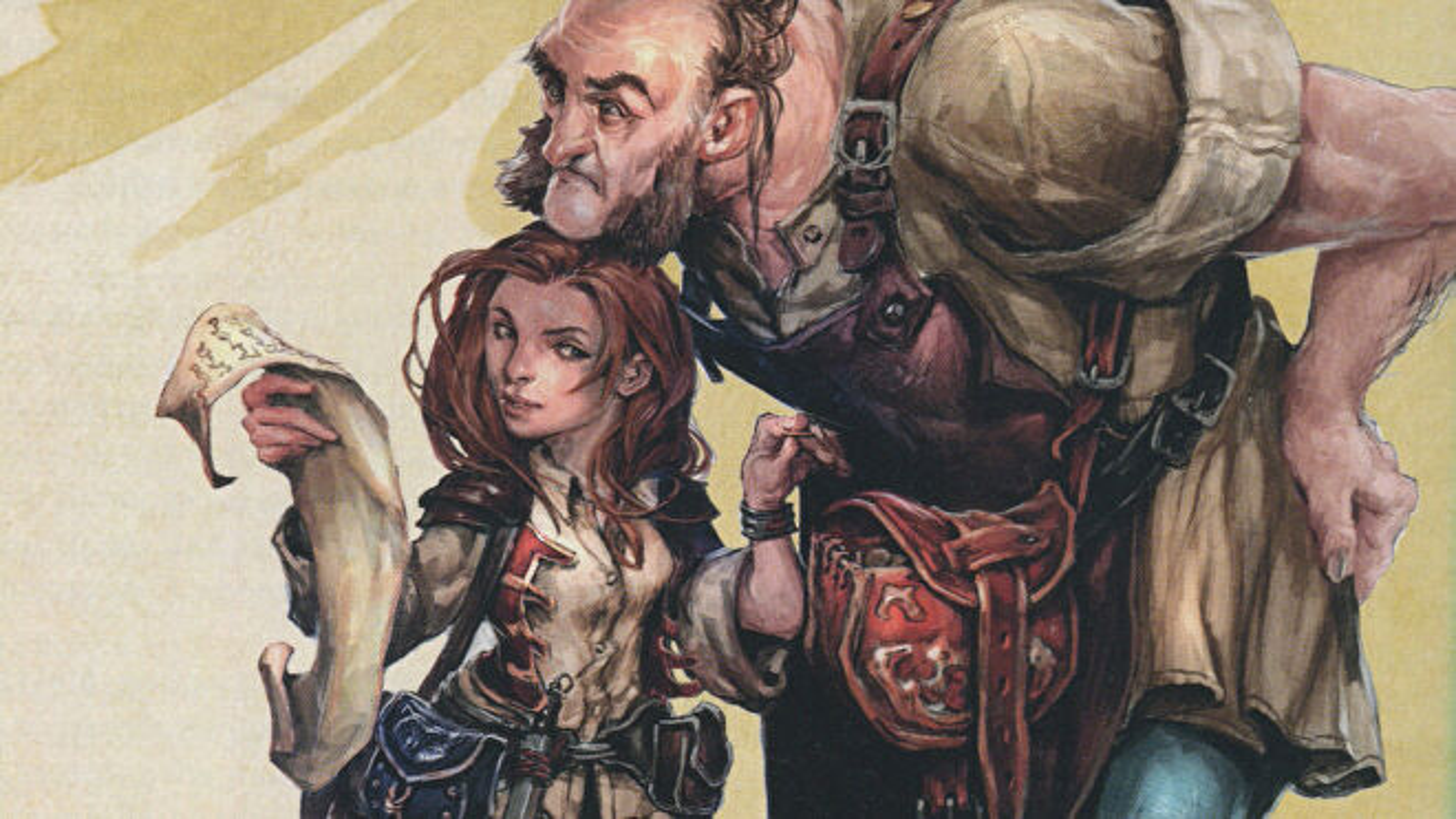 Dungeons & Dragons 5e Players Handbook artwork 24
