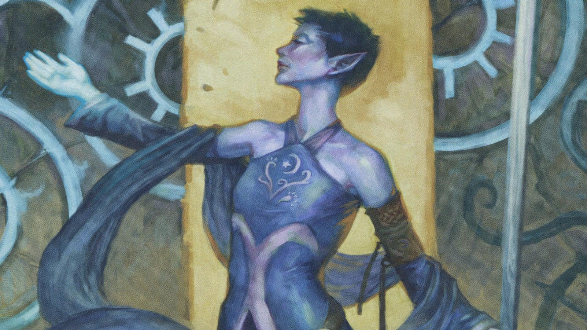 Dungeons & Dragons 5e Players Handbook artwork 3
