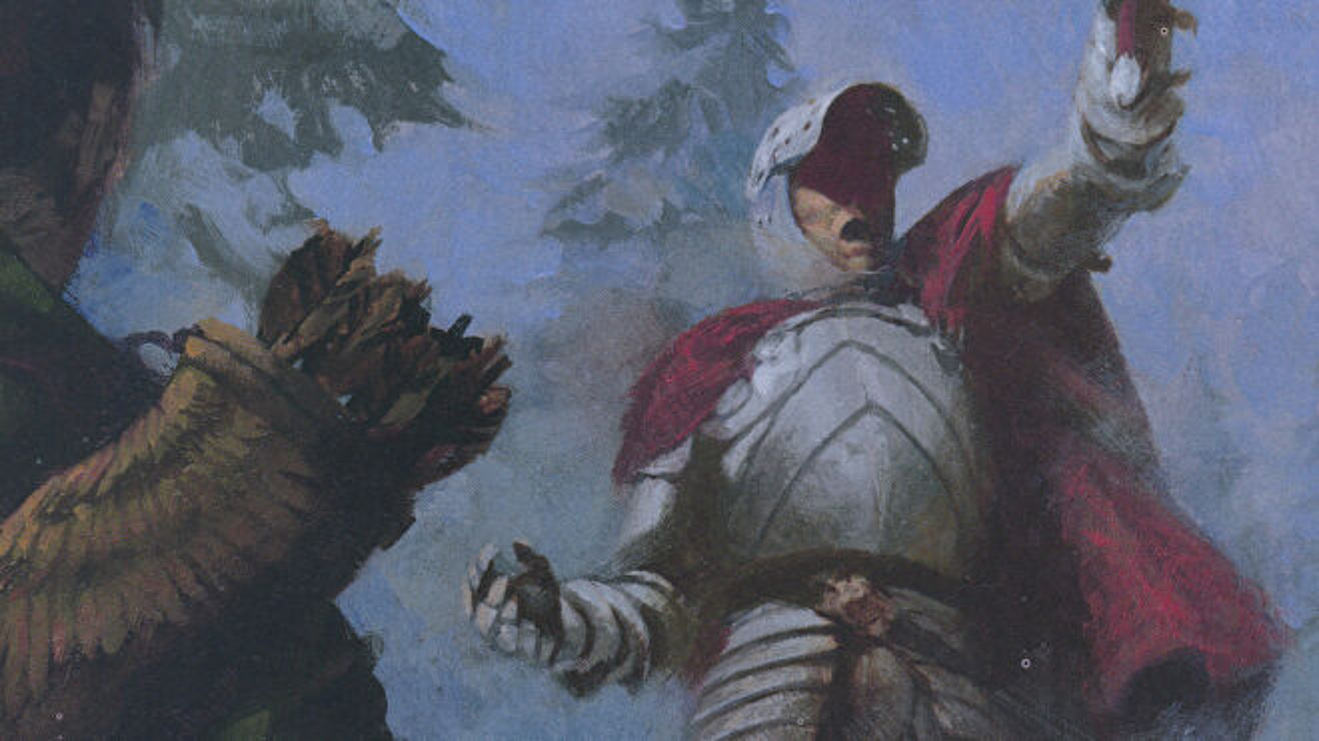 Dungeons & Dragons 5e Players Handbook artwork 6