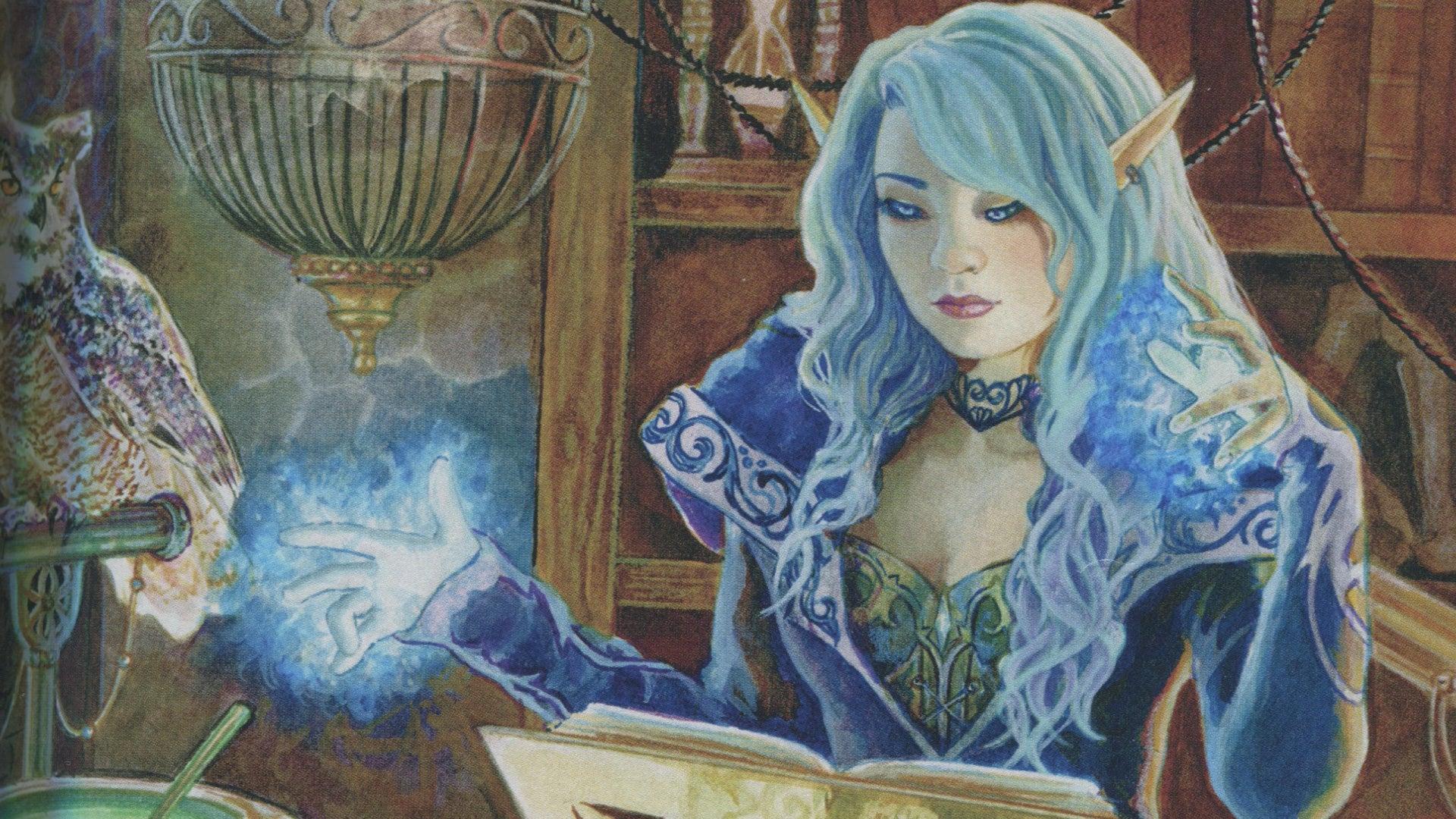 Dungeons & Dragons 5e Players Handbook artwork 7