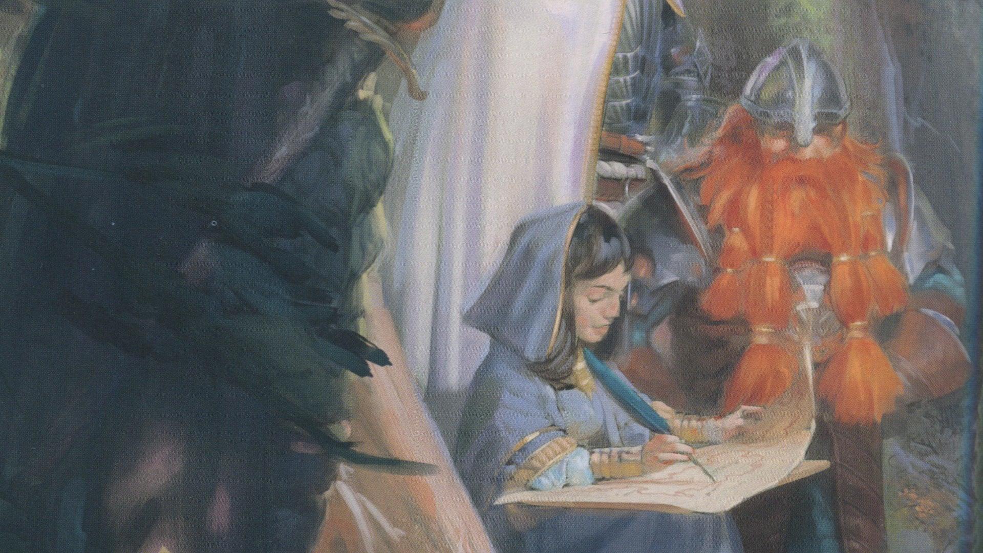 Dungeons & Dragons 5e Players Handbook artwork 9