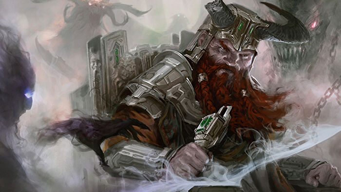 Dungeons and Dragons race guide dwarf