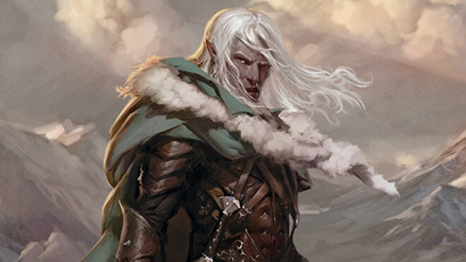 Dungeons and Dragons race guide elf