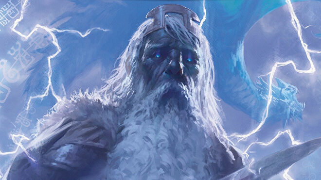 Dungeons & Dragons RPG Storm King's Thunder campaign sourcebook