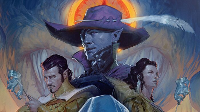 Dungeons & Dragons RPG Waterdeep: Dragon Heist campaign sourcebook