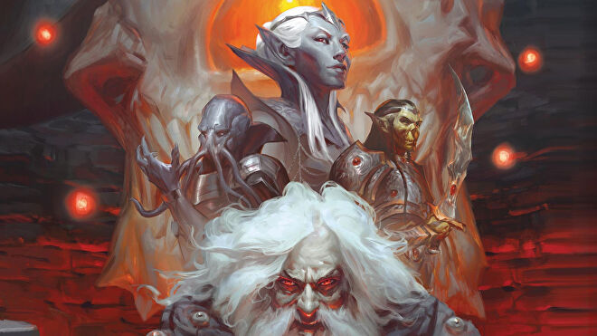 Dungeons & Dragons Waterdeep: Dungeon of the Mad Mage campaign sourcebook