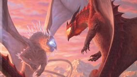 Image for Latest D&D sourcebook Fizban's Treasury of Dragons is discounted on Roll20