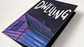 Image for Dwelling is a ghost story that's part solo RPG, part choose-your-own-adventure book and part legacy game