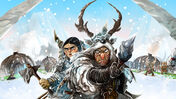 Endless Winter: Paleoamericans board game artwork