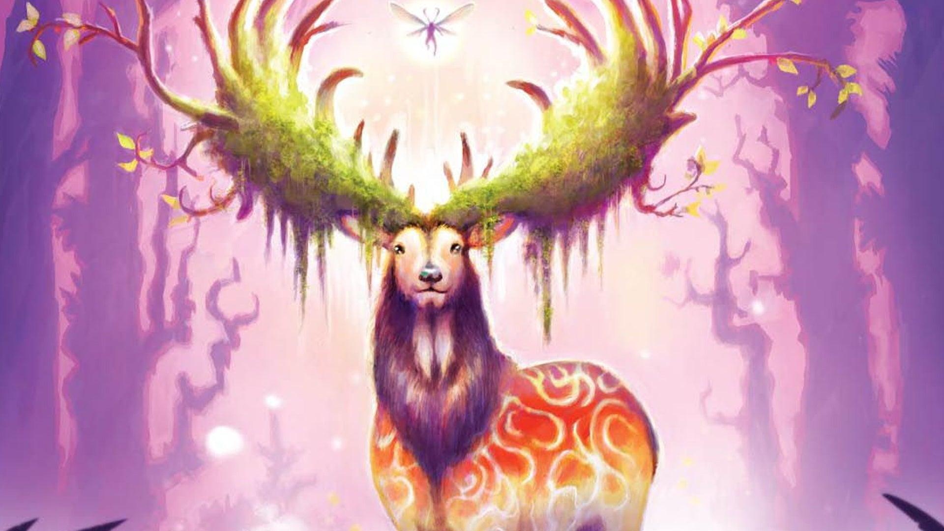 Equinox board game artwork