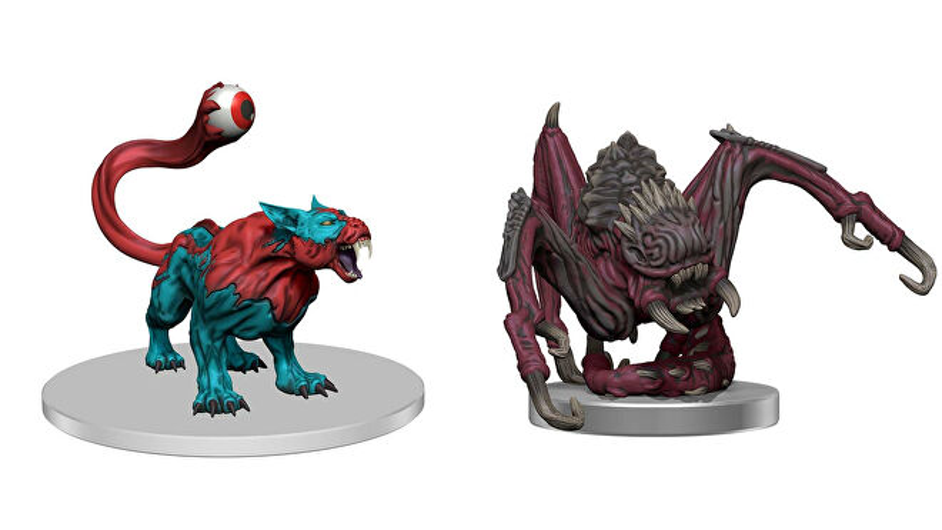 Exandria monsters miniatures