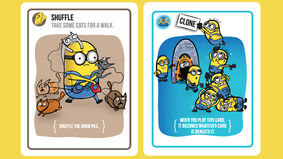 Image for Oh no, there's a Minions version of Exploding Kittens