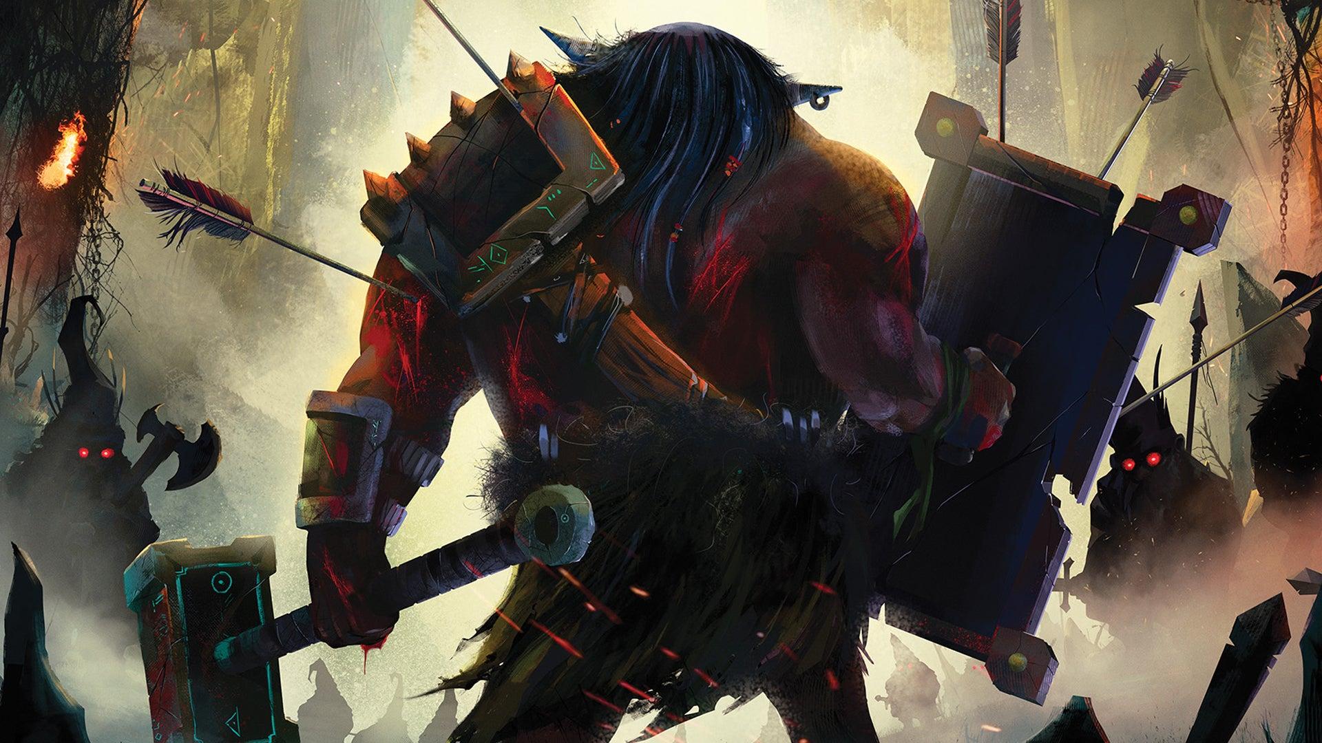 Fall of the Mountain King artwork