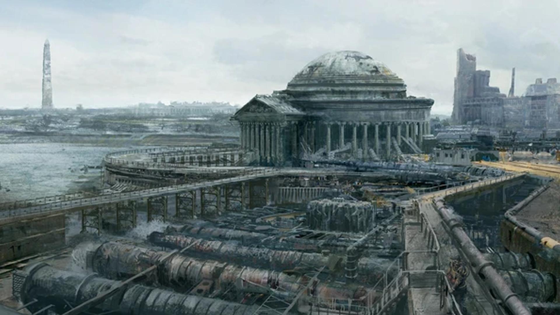 Fallout RPG artwork
