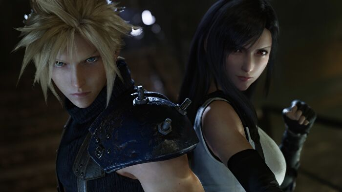 Final Fantasy video game series promo