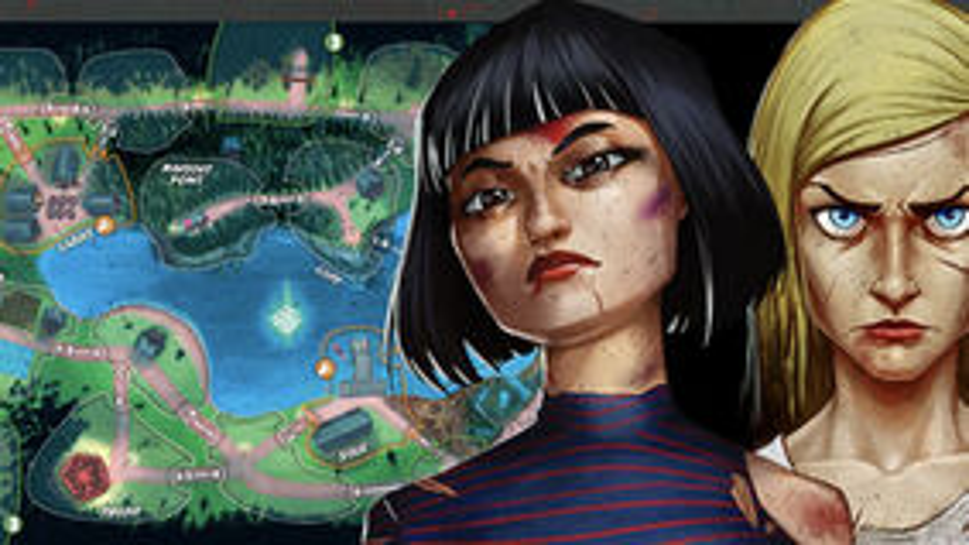 Final Girl board game artwork