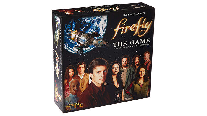 Firefly: The Game movie board game box