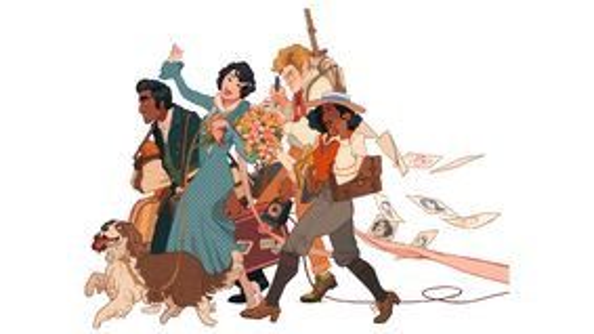 Flabbergasted RPG artwork 2