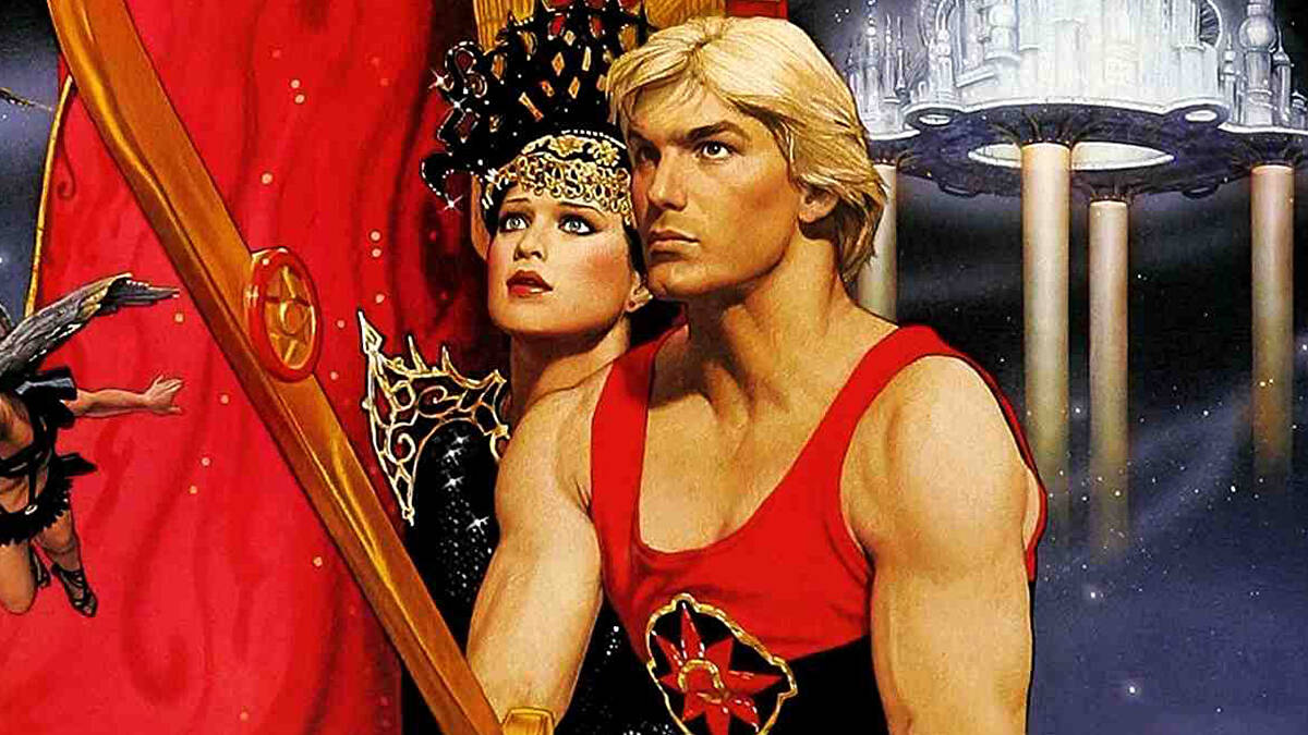 Flash Gordon is being turned into a card game for its 40th anniversary |  Dicebreaker