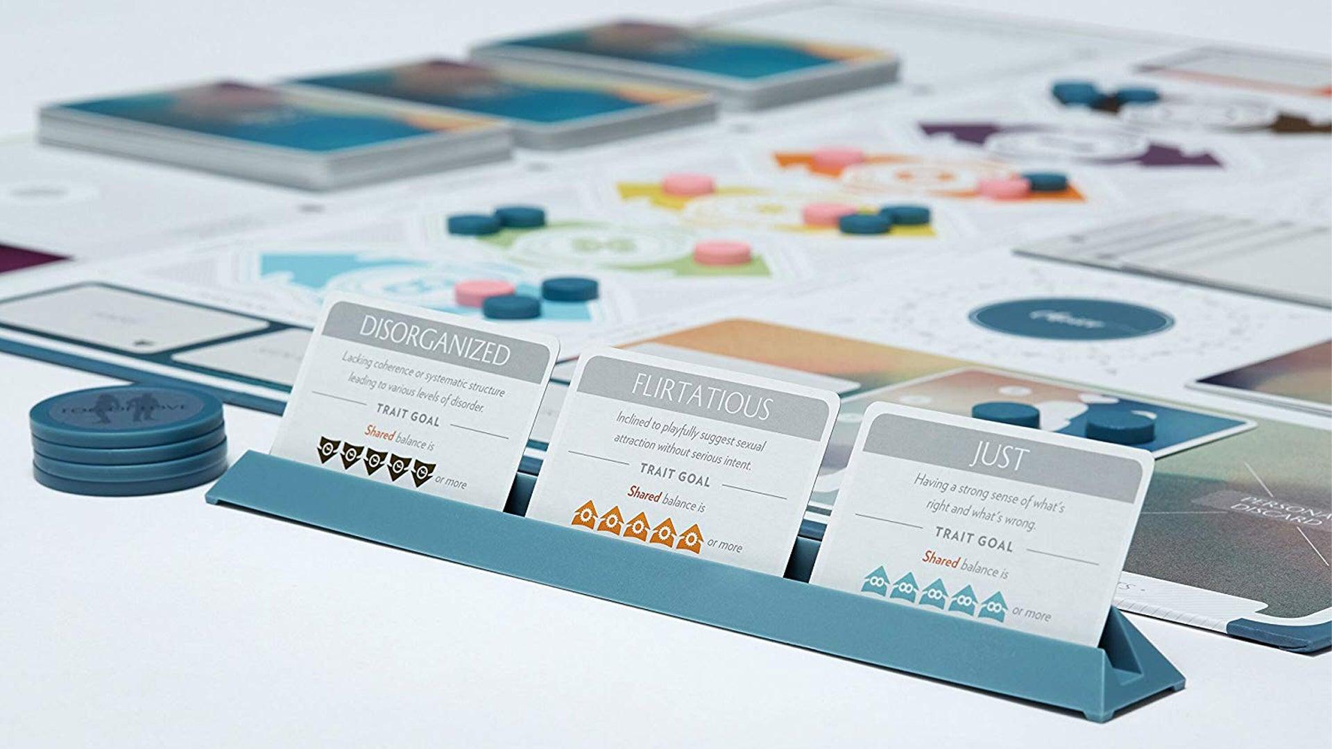 Fog of Love board game gameplay