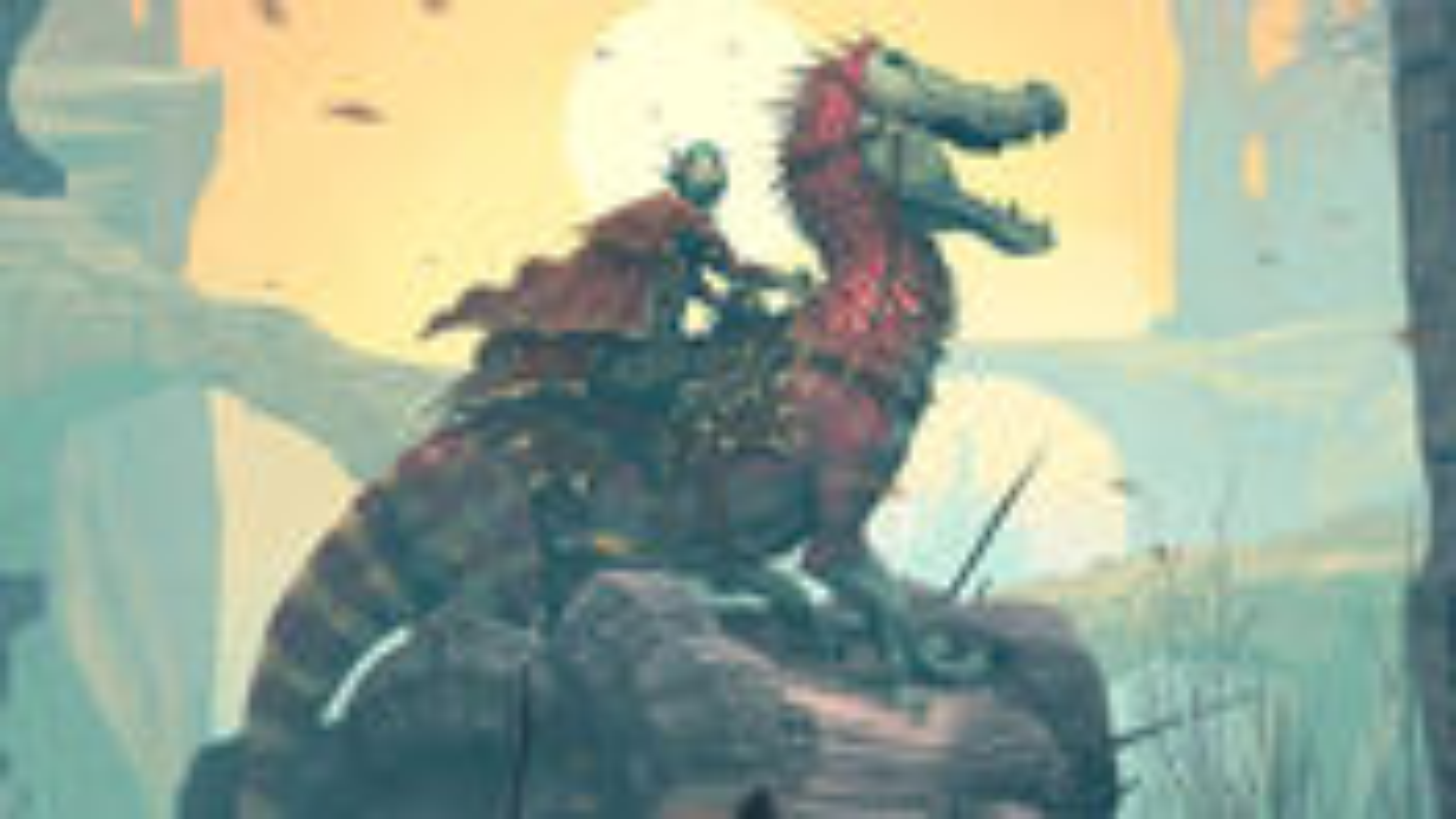 Forbidden Lands RPG artwork