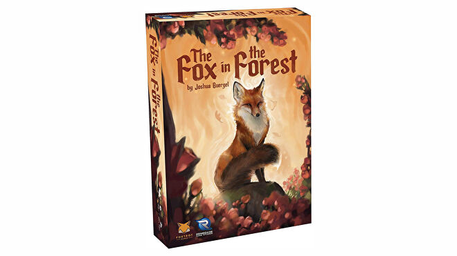 Fox in the Forest board game box