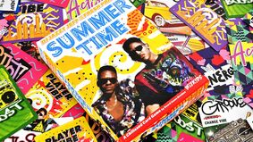 Fresh Prince: Summertime box and cards
