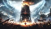 Frostpunk: The Board Game artwork