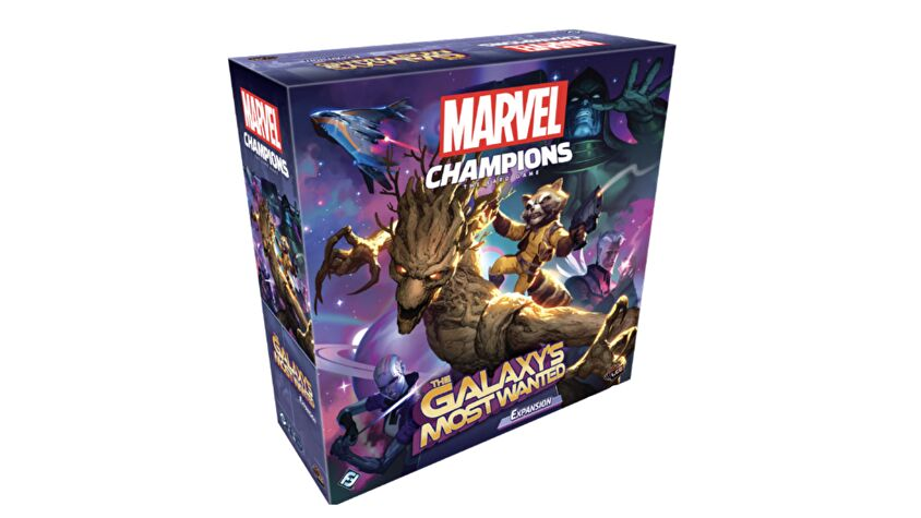 Galaxys Most Wanted expansion Marvel Champions LCG