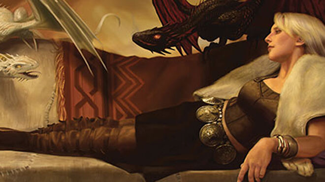 Game of Thrones: The Card Game trading card game artwork
