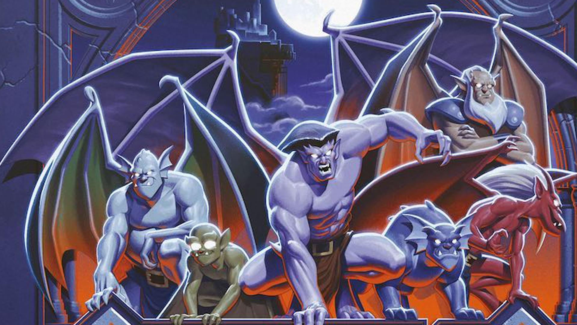 Gargoyles: Awakening artwork