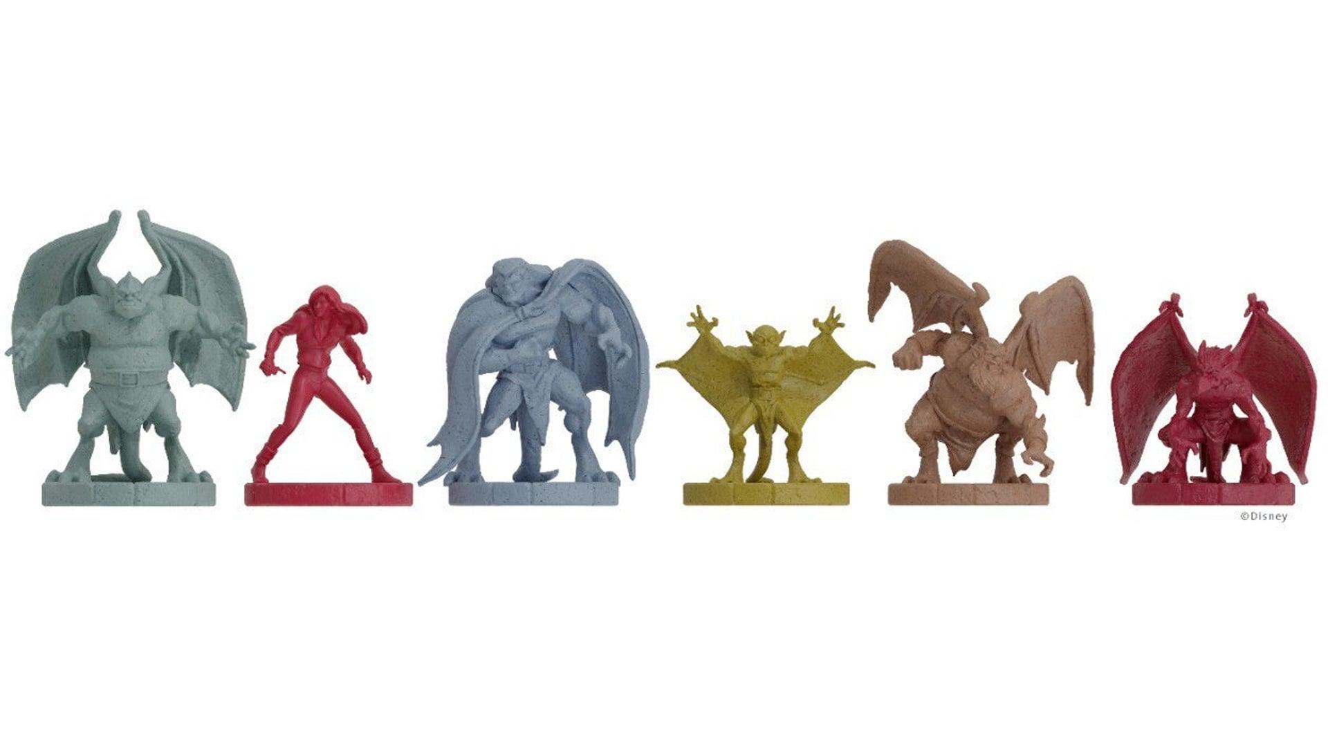 Gargoyles: Awakening miniatures