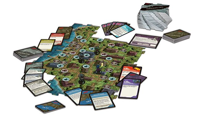 Ghosts of Saltmarsh expansion layout
