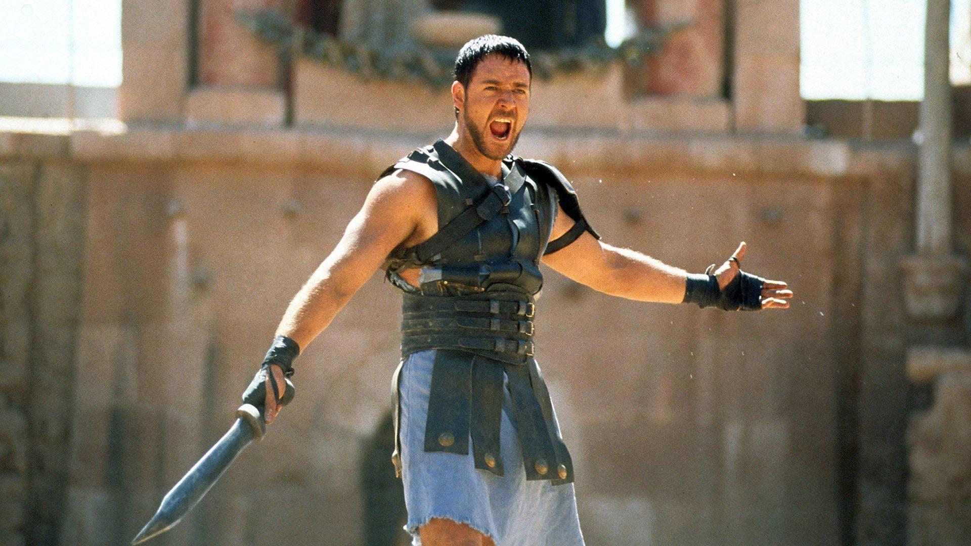 Gladiator film still