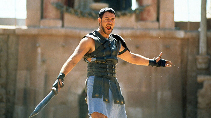 Gladiator film still
