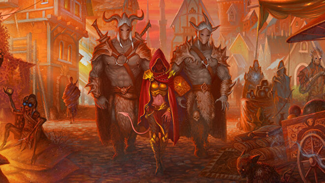 Gloomhaven strategy board game box artwork