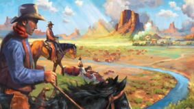 Image for Great Western Trail board game blazes a path toward a second edition and new trilogy
