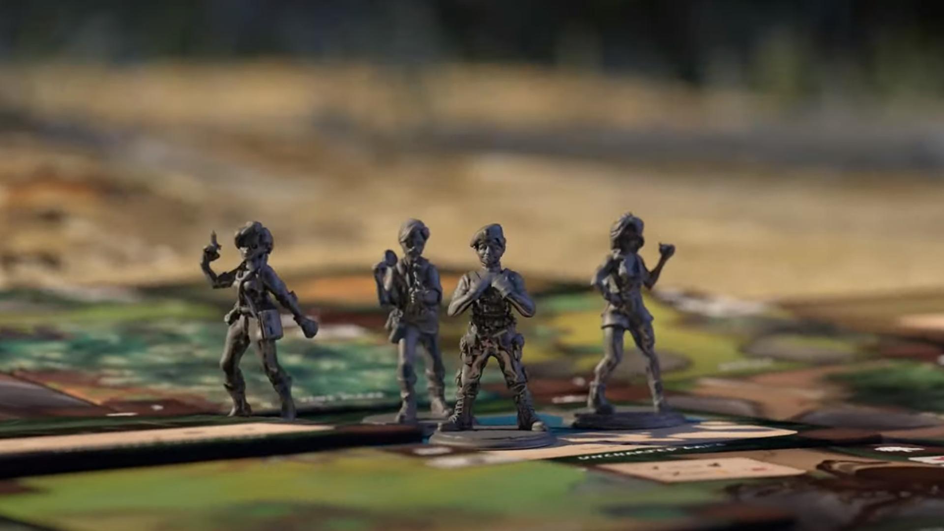Green Hell: The Board Game trailer screenshot 2